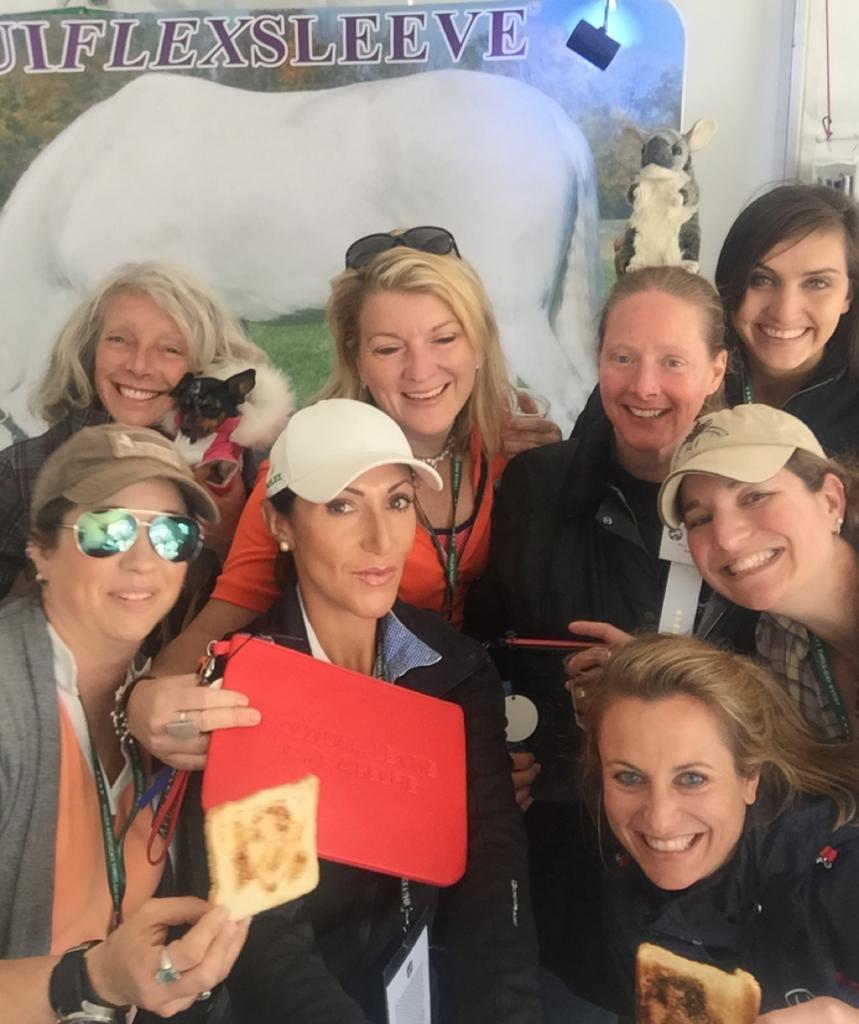 Horsefly Group RK3DE 2015 Selfie Toast Selfie